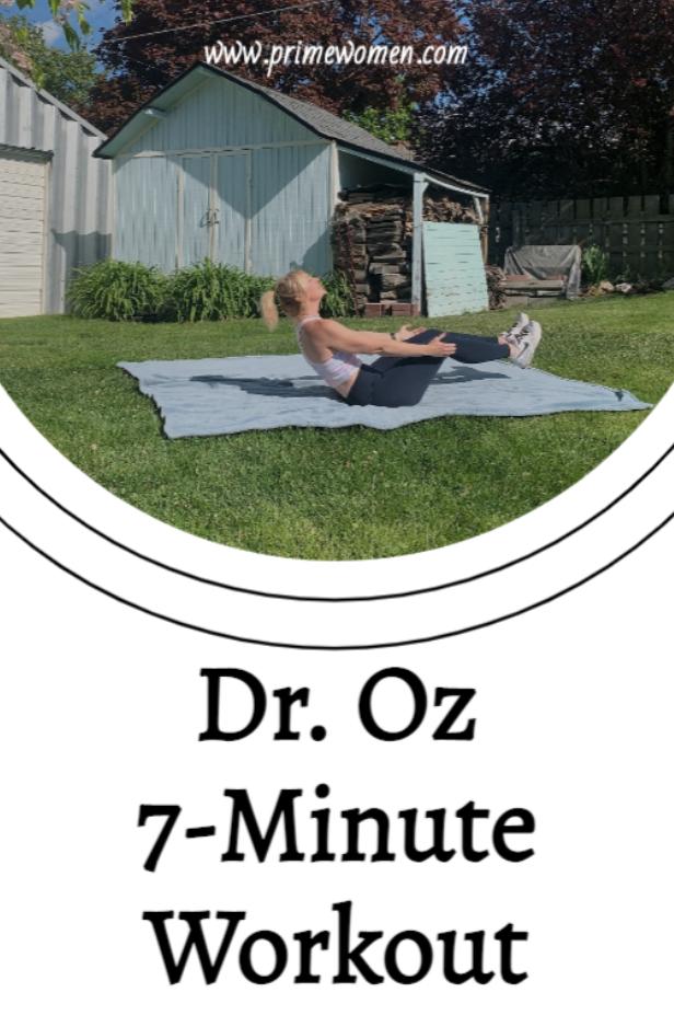 Dr. Oz 7-Minute Workout