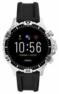 Fossil Gen 5 Garrett Stainless Steel Touchscreen Smartwatch