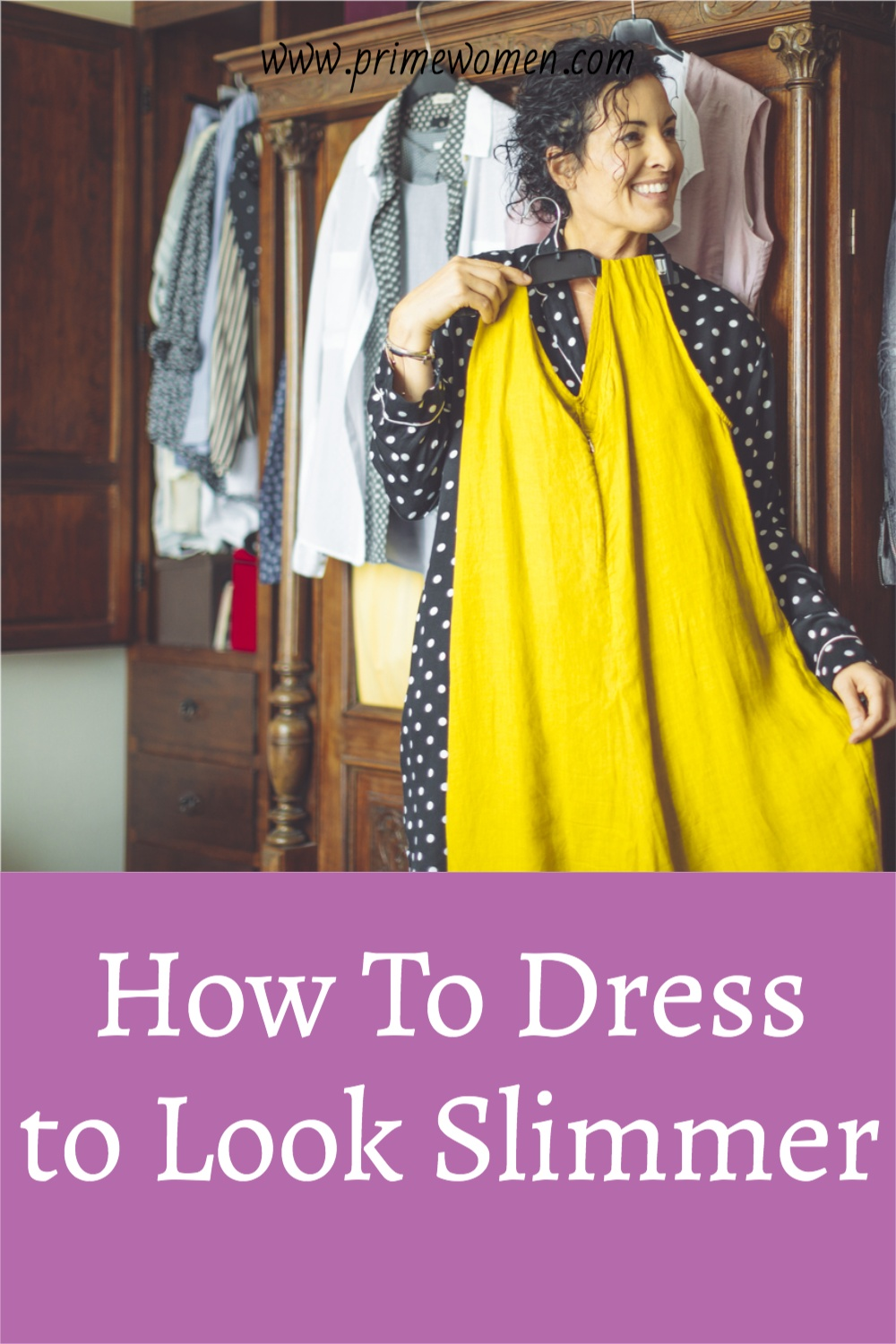 How-To-Dress to Look-Slimmer