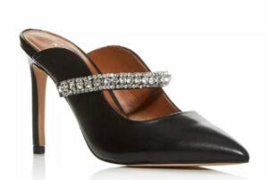 Kurt Geiger Women's Duke Embellished High Heel