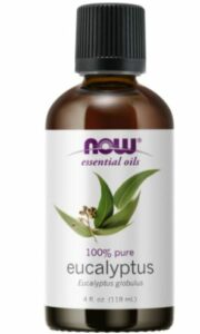 NOW Essential Oils, Eucalyptus Oil