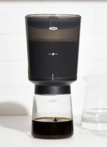 OXO Brew Compact Cold Brew Coffee Maker for high school graduation gifts