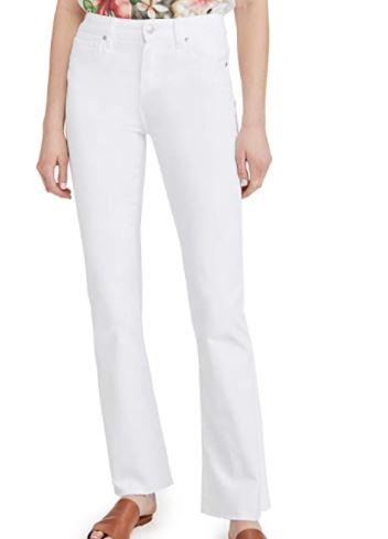 PAIGE Women's High Rise Laurel Canyon Jeans