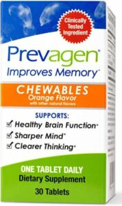 Prevagen to improve memory