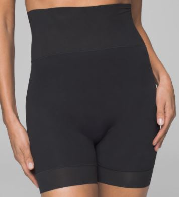 Soma High-Waist Smoothing Short to look thinner