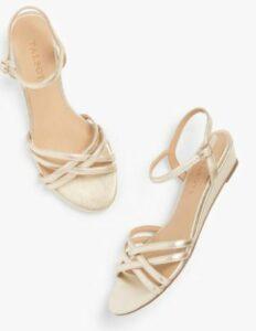 Talbots Capri Mini Edge Sandal
