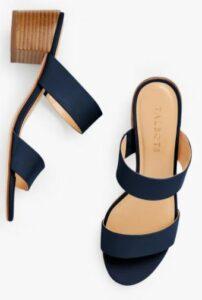 Talbots Tilly Block Heels