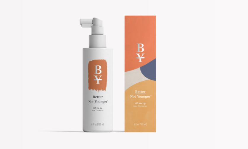 Better not Younger best products for thin hair