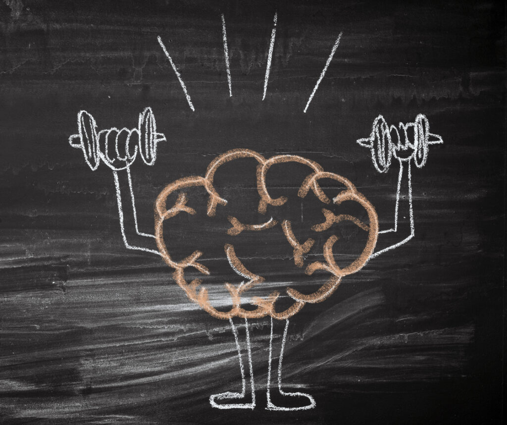 Brain games are great for strengthening cognitive abilities