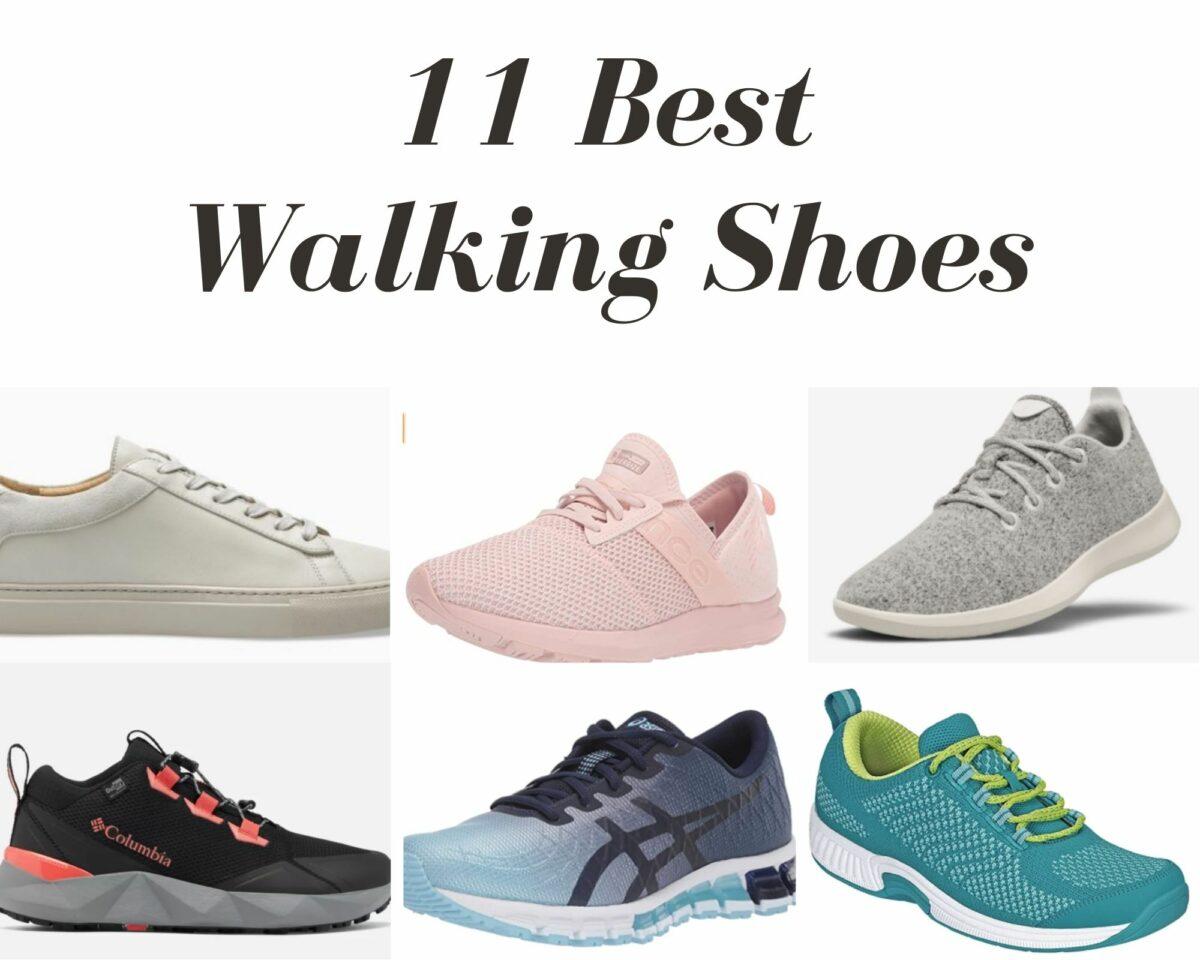 11 Best Walking Shoes