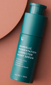 Anthropologie Allies of Skin Mandelic Pigmentation Corrector Night Serum
