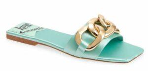 Jeffrey Campbell Park Chain Slide Sandal