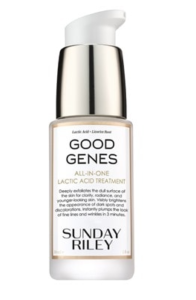 Lovely Skin Sunday Riley Good Genes All-In-One Lactic Acid Treatment