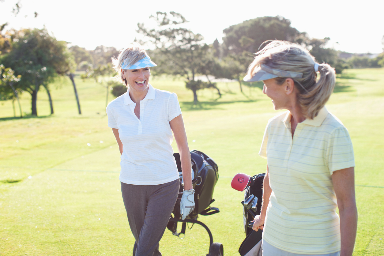 Enjoy a day of golf with your friends