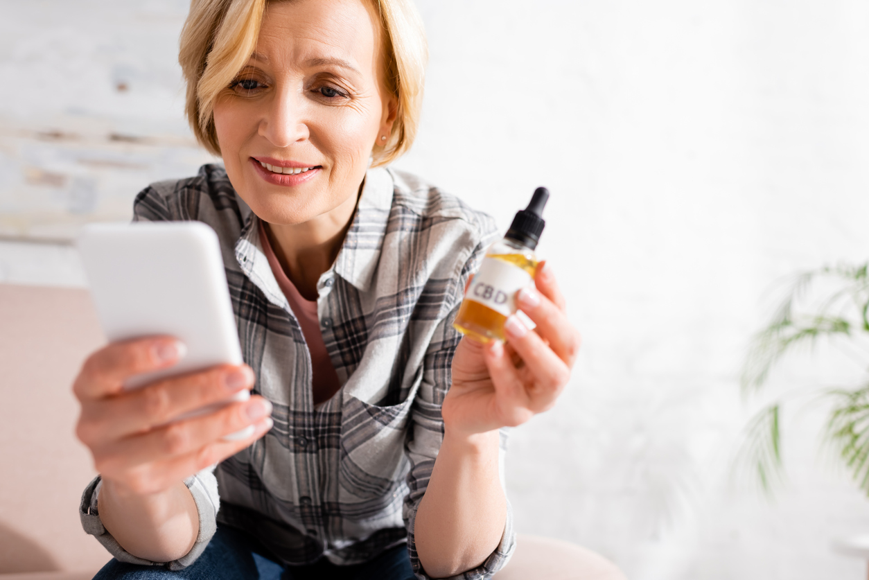 Best CBD Products for mature women