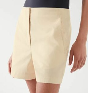 COS High Rise Shorts