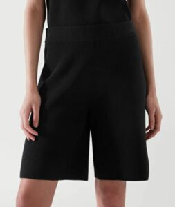 COS Knitted Shorts