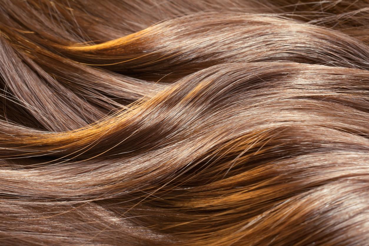 Strengthening shampoos help fight Hair Frizz