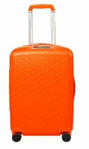 OOO Traveling Carry On Spinner Luggage