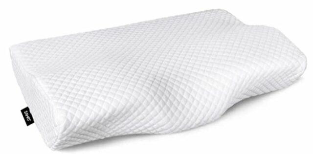 ZAMAT Contour Memory Foam Pillow for Neck Pain Relief