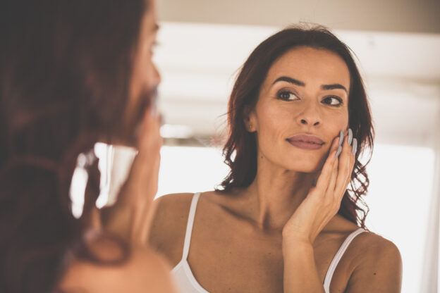 All-natural summer skincare routine