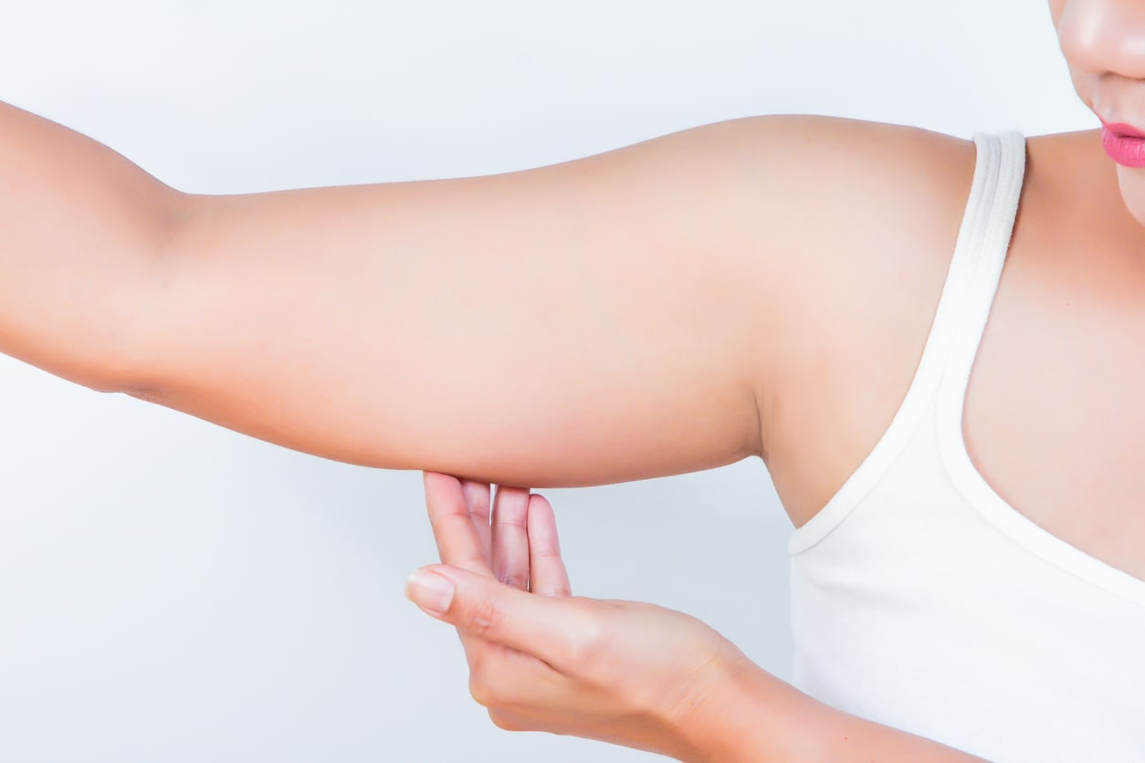 5 EASY EXERCISES TO TARGET FLABBY ARMS