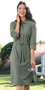 Appleseeds On-the-go Shirt Dress