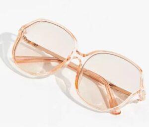 Free People Mabel Oversized Sunglasses