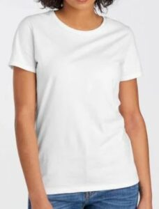 Fruit Of The Loom Iconic Women's T-Shirt