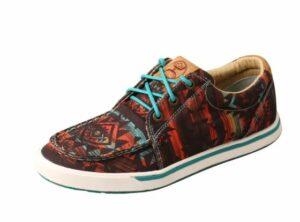 Bohemian style Hooey Loper Patterned Sneaker
