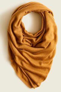 JCREW Featherweight cashmere bandana