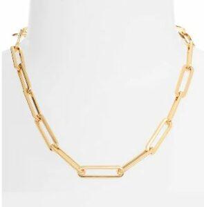 Jenny Bird Stevie Chain Necklace
