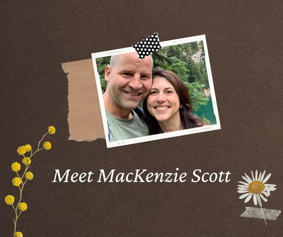 Learn about MacKenzie Scott