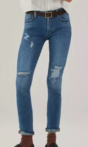 Pilcro The Slim Boyfriend Jeans
