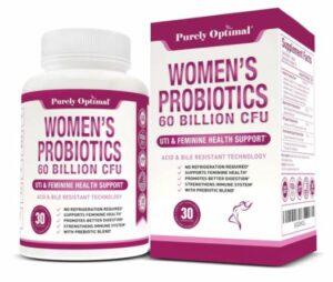 Purely Optimal Women's Probiotics