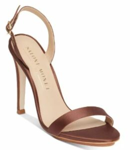 Salone Monet Sable High Heel Sandals