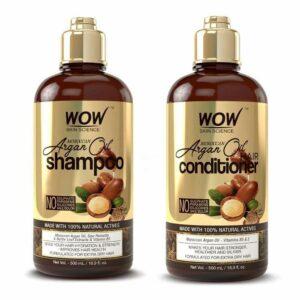 Moroccan Argan Oil Shampoo & Conditioner Pack
