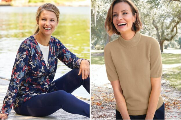 Appleseeds clothing for mature women