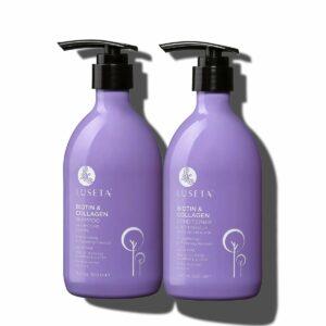 Luseta Biotin and Collagen Shampoo and Conditioner