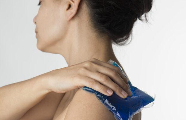 Menopausal frozen shoulder, shoulder pain