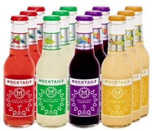 Mocktails Uniquely Crafted Alcohol Free Variety Pack