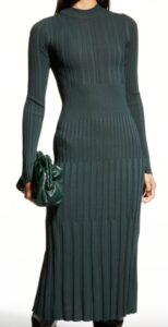Neiman Marcus Equipment Solena Knit Bodycon Dress