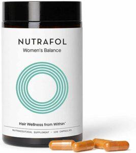 Nutrafol Hair Supplement