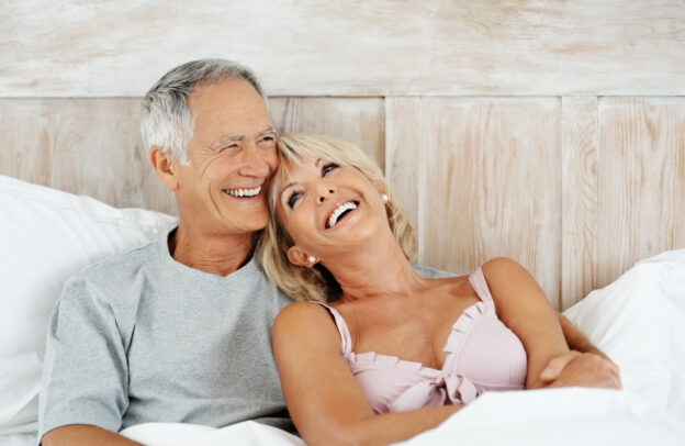 Everything You Need To Know About Sex After 50