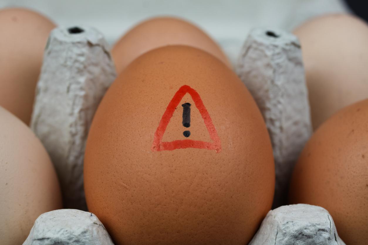 Eggs as food allergies or part of elimination diet