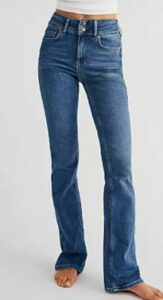 Free People Shayla Bootcut Jeans