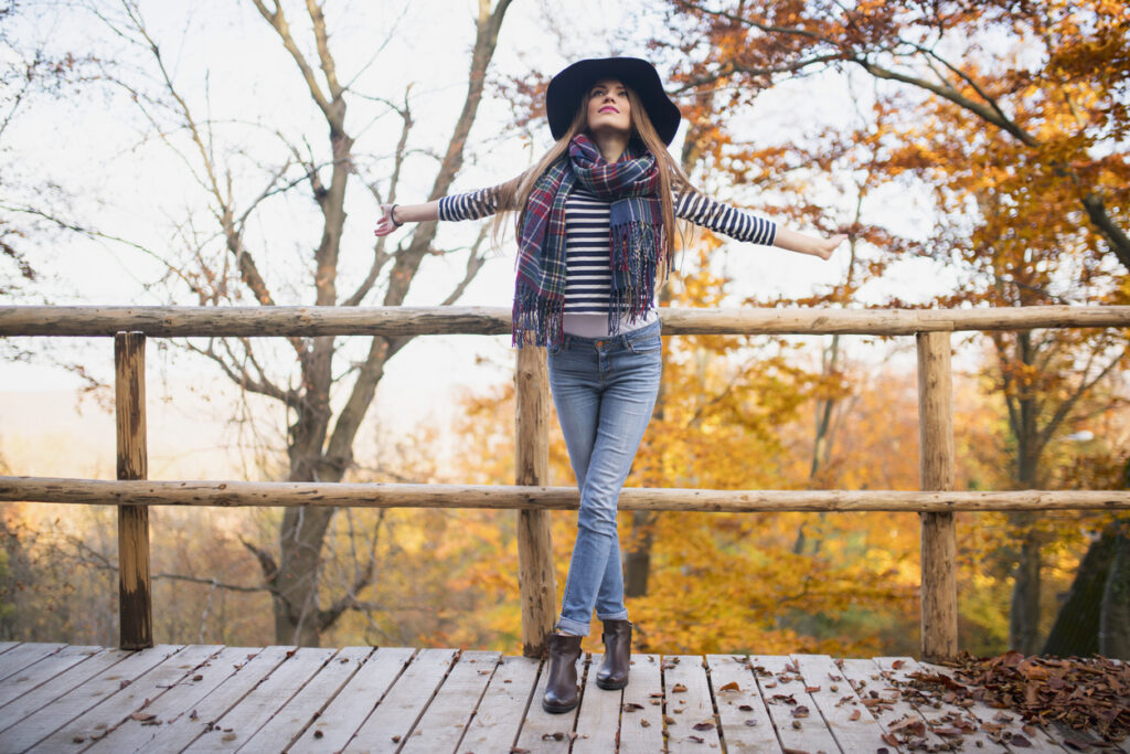 Jeans to wear with cowboy boots